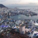 Day2-3:釜山タワーからの景色、キョチョンチキンへ