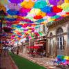 Day7:ポルトガル・アゲダの傘祭り~アンブレラ・スカイ・プロジェクト
