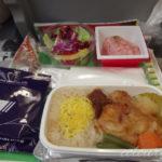 Day1:成田〜香港線のJALご当地機内食、香港空港から市内(尖沙咀・重慶大厦)への移動方法
