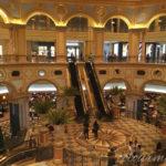 Day2-1:マカオ日帰り旅行~香港からフェリーでマカオへ、ベネチアンホテルのエッグタルト屋