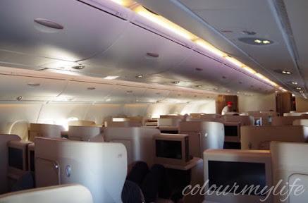 Day1-1:週末ソウル旅~アシアナ航空 A380のビジネスクラスでソウルへ