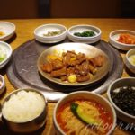 Day1-2:仁川空港からソウル市内へ、ウェスティン朝鮮にチェックイン、王妃家でテジカルビ