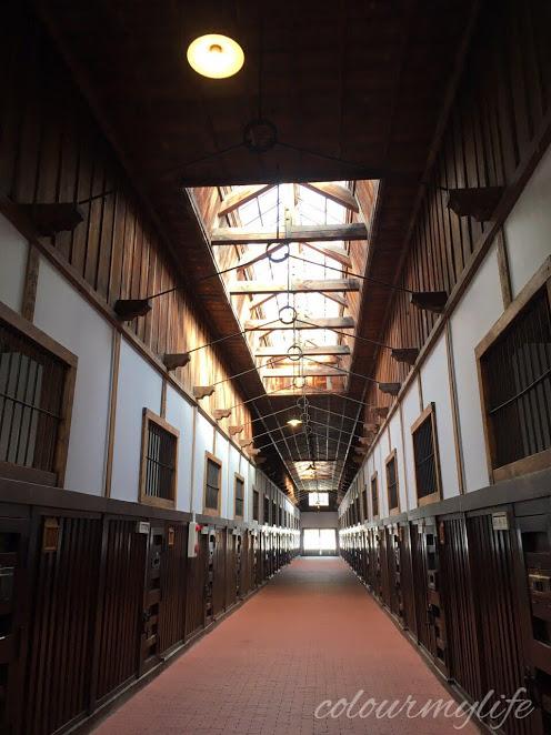 Day2-1:オホーツク海沿いにある北浜駅へ、網走監獄ガイドツアーと監獄食ランチ