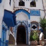 シャウエンのホテル:Dar Touijar(ダル トゥイジャ)